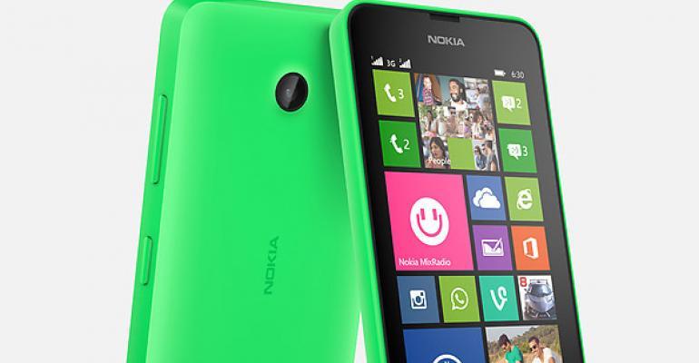 Nokia Lumia 630 and 635 Preview