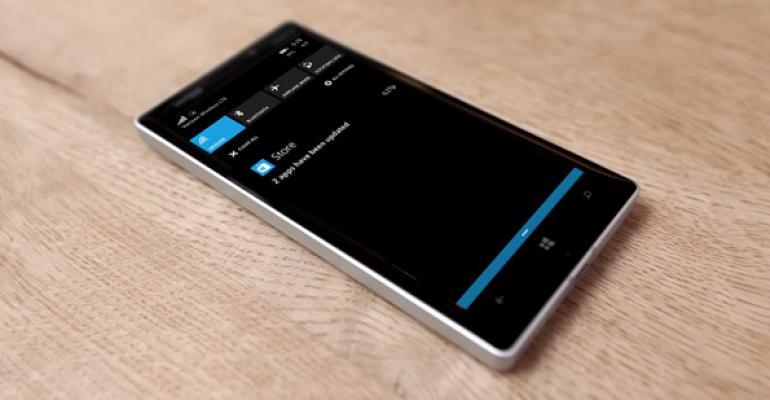 Windows Phone 8.1 Tip: Manage App Updates
