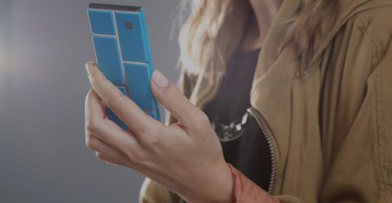 Google to Launch Modular Smartphones in 2015
