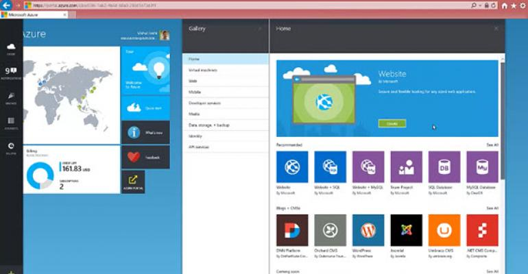 Microsoft Launches Revamped Azure Portal in Preview Mode