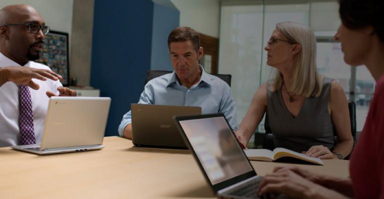 Google Touts Chromebook as an XP Replacement