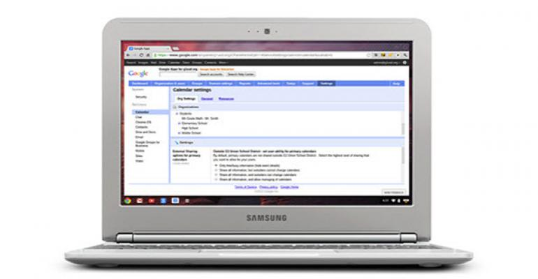 Citrix, VMware, and Google Celebrate the Death of Windows XP with Chromebooks for the Enterprise