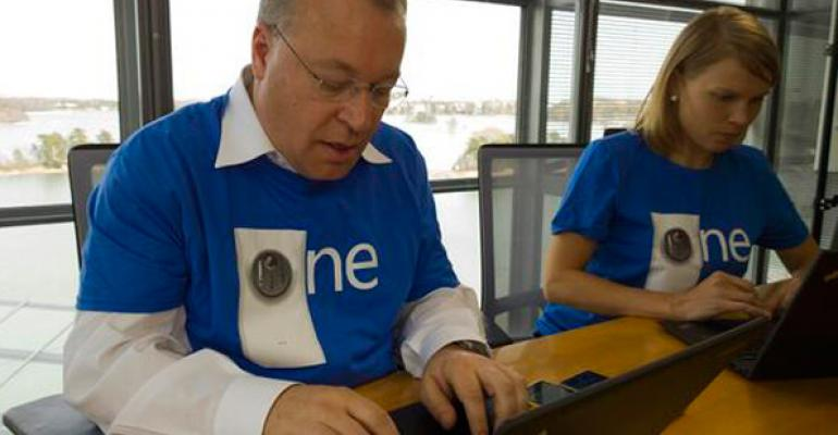 Stephen Elop Speaks on Microsoft + Nokia