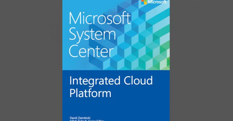 Free eBook on Microsoft's Integrated Cloud Platform with System Center