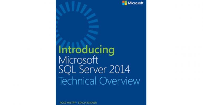 Free eBook on Microsoft SQL Server 2014