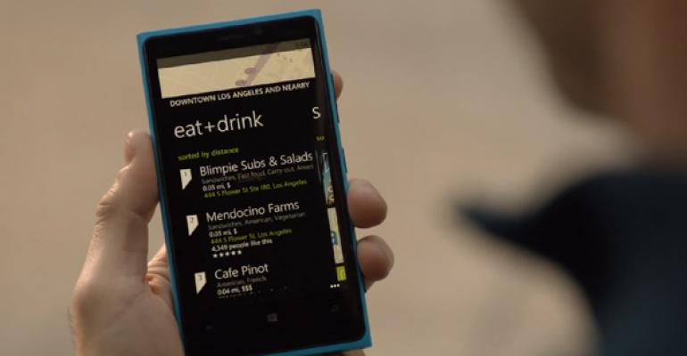 Windows Phone 8.1 Tip: Find Missing Bing Search Features