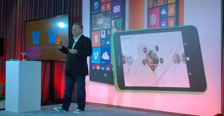 Nokia Press Event: Hands-On with the New Lumias