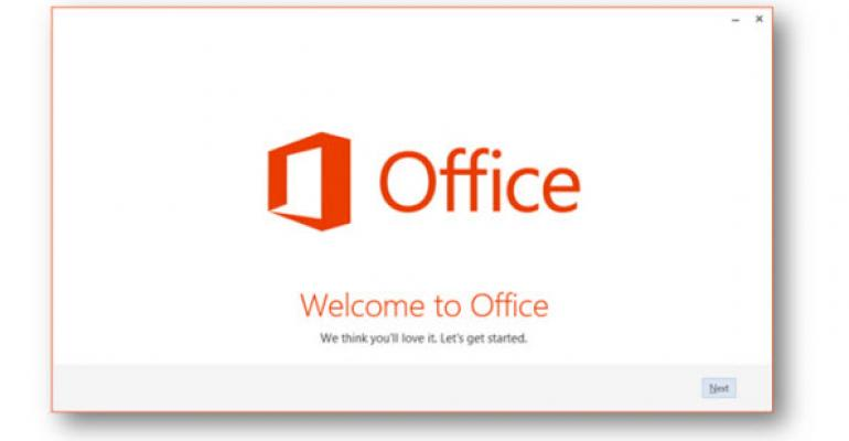 Office 2013 SP1 Introduces Update Now