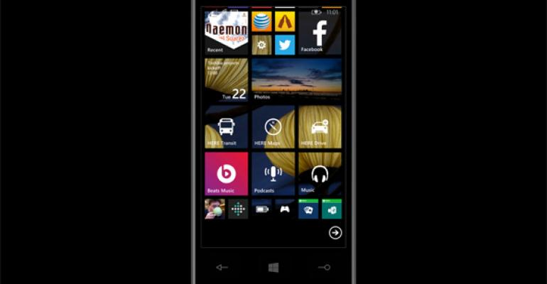 Windows Phone 8.1 Tip: Use USB Screen Projection