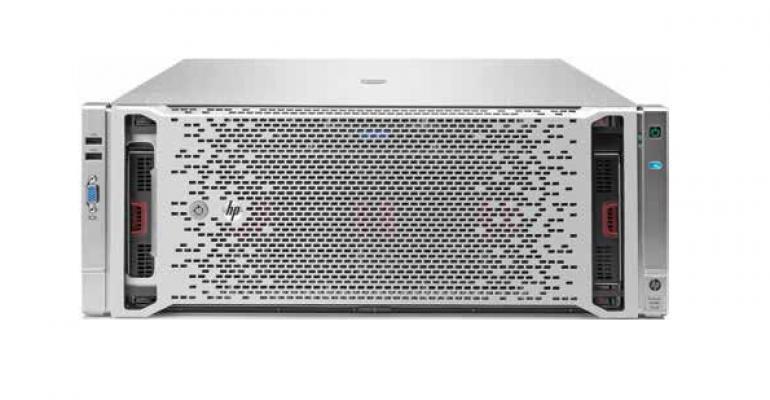 Product Review: HP ProLiant DL580 Gen8