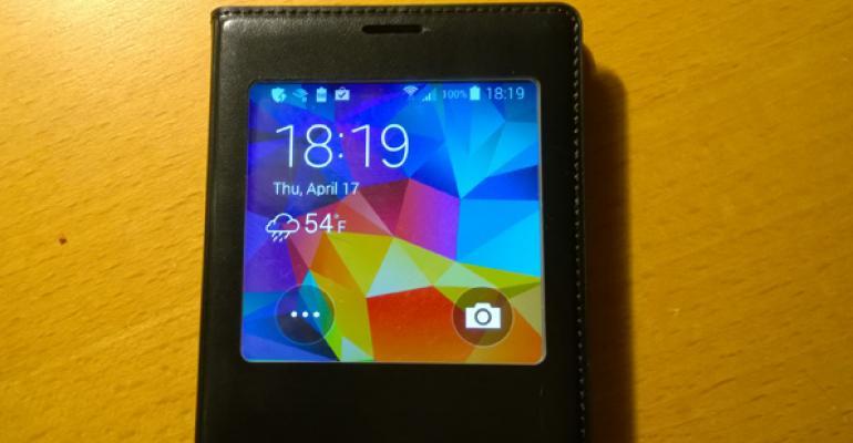 A Second Look: Samsung Galaxy S5