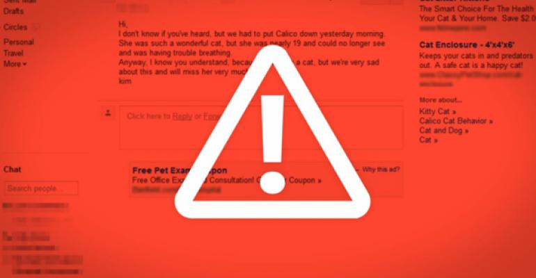 Google Details Gmail Scanning in New TOS