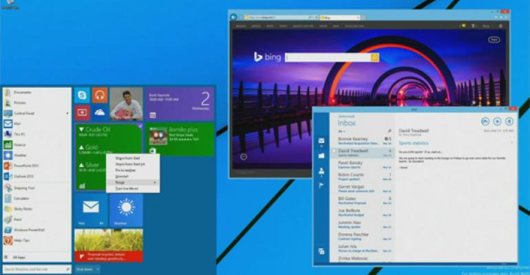 Updates to Windows 8.1 are a Step Forward, Not a Retreat