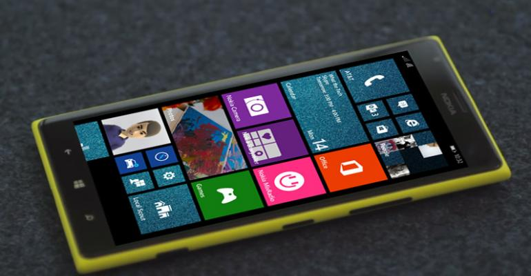 Windows Phone 8.1 Tip: Use a Start Background