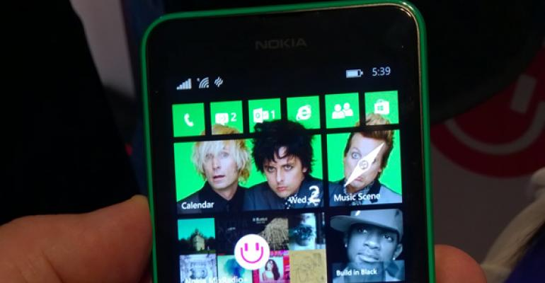 Windows Phone 8.1: Start Screen