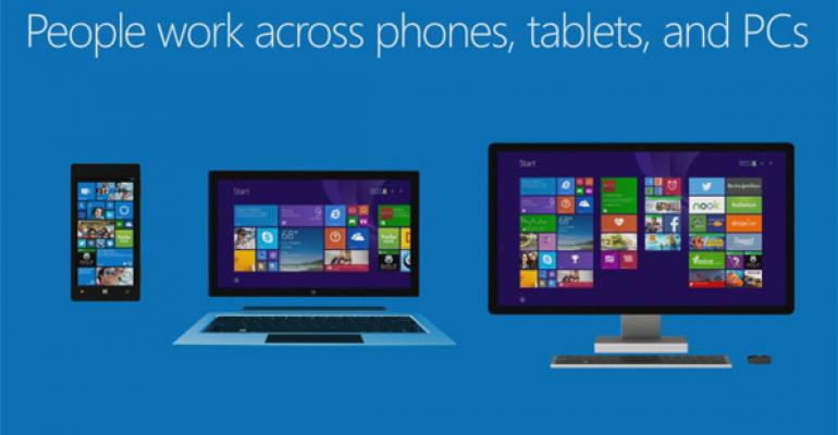 Universal Apps to Bind Windows, Phone and Xbox One