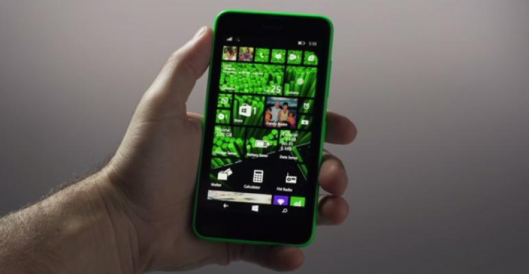 Microsoft Delivers Windows Phone 8.1 Developer Preview