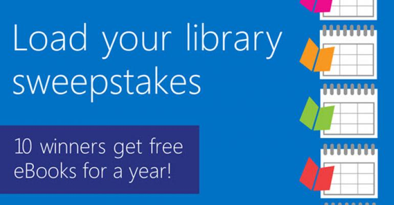 Get a Free eBook Per Month for a Year from Microsoft Press