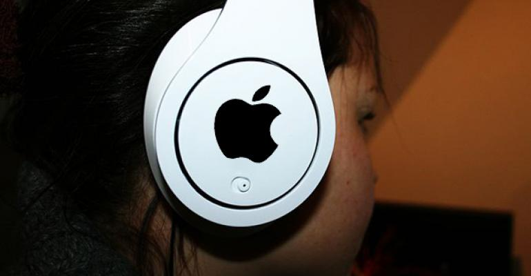 Apple in Rumored $3.2 Billion Bid for Beats Electronics