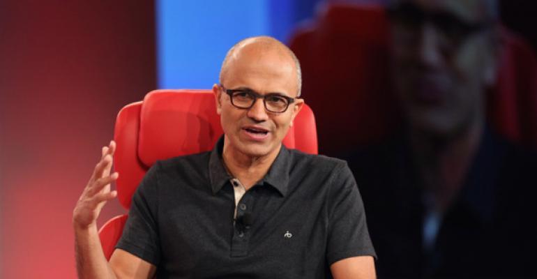 Nadella: Microsoft Will Not Sell Xbox or Bing
