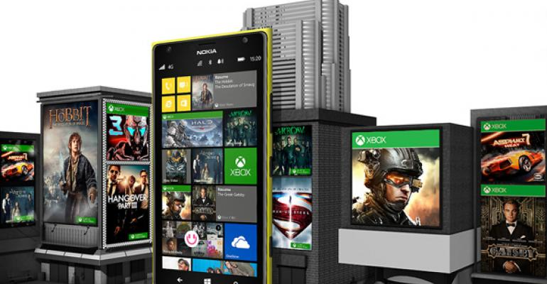 Microsoft Offers $65 of Free Entertainment with Lumia Purchase