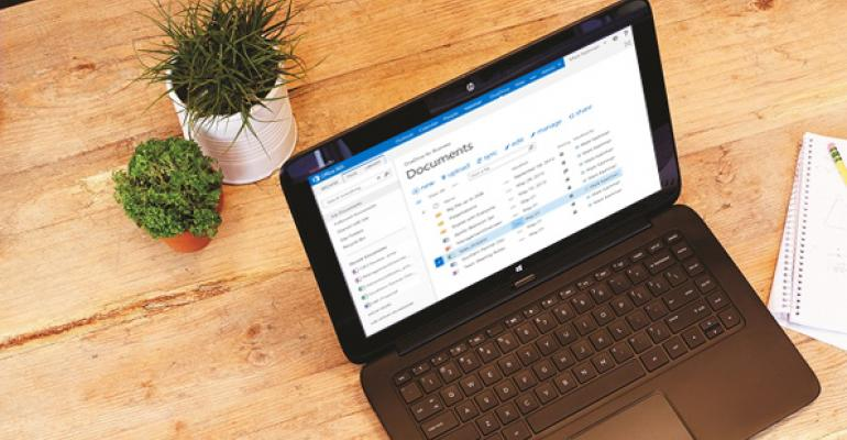 OneDrive for Business Updated with New Web Interface