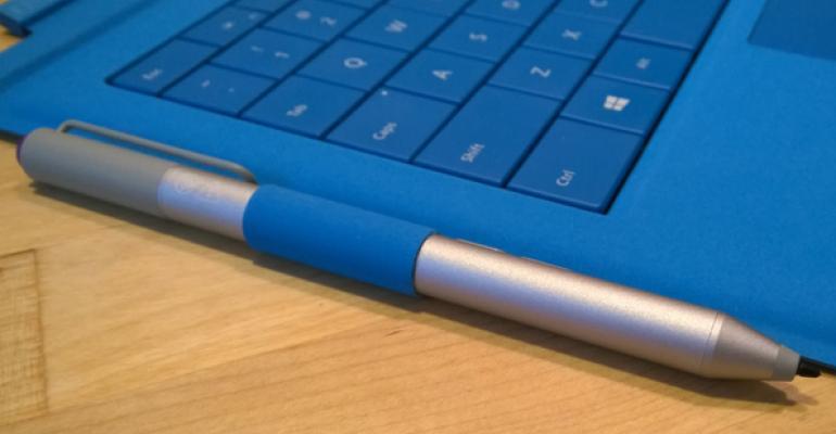 Surface Pro 3: Pen Primer