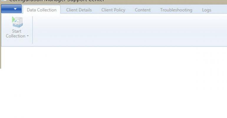 System Center 2012 Configuration Manager Support Center Exits Beta
