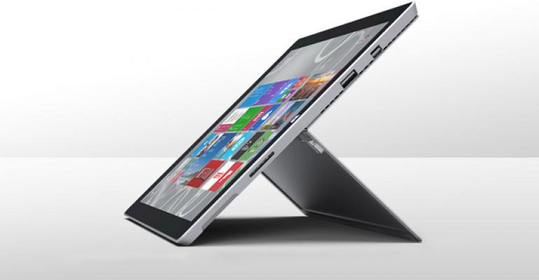 Surface Pro 3: Windows