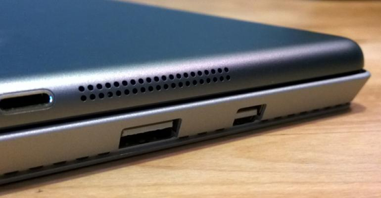 Surface Pro 3: Tablet?