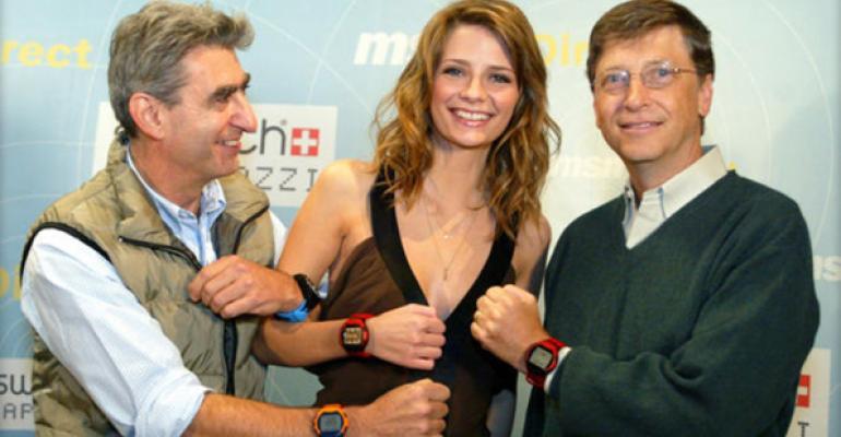 Microsoft Smart Watch Patent Revealed