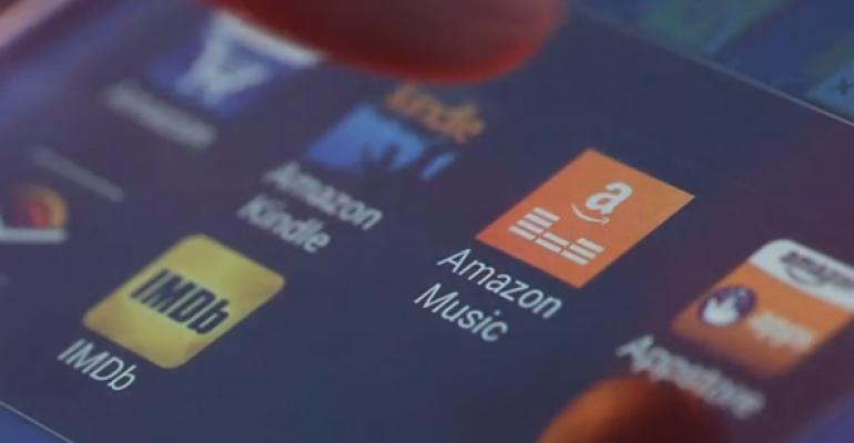 Amazon Counters Apple's Beats Buy with New Streaming Music Service