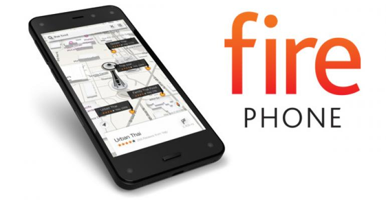 Amazon Fire Phone Preview
