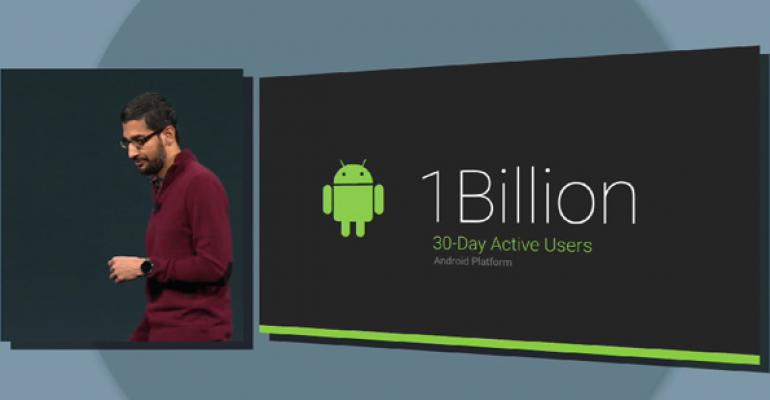 Google Announces Massive Expansion of Android