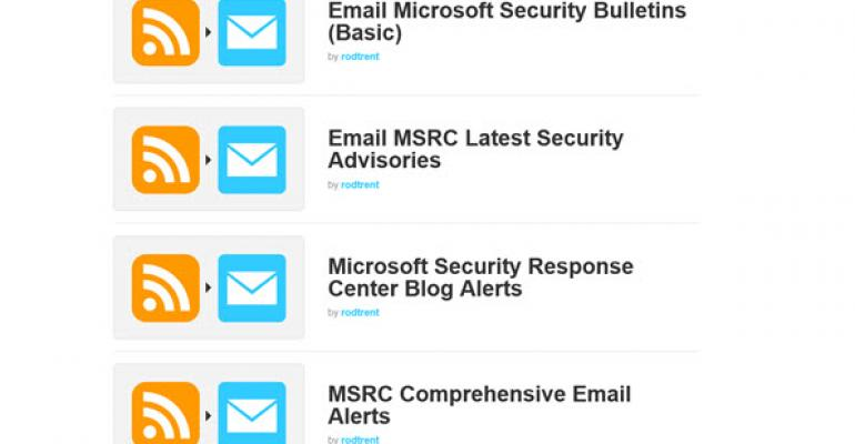 How to Continue Receiving Microsoft Security Alerts Over Email