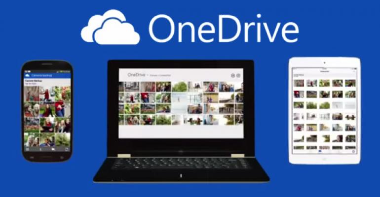 OneDrive Increases Storage Quotas, Ties to Office 365
