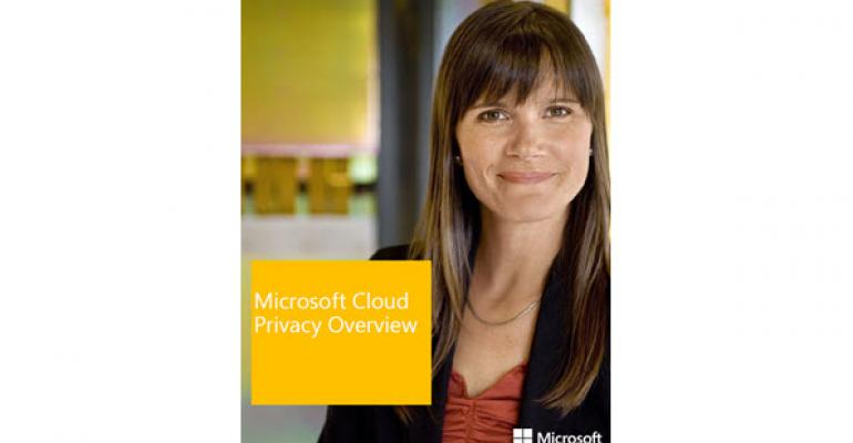 Microsoft's Cloud Privacy Policies in 3 Page-Downs