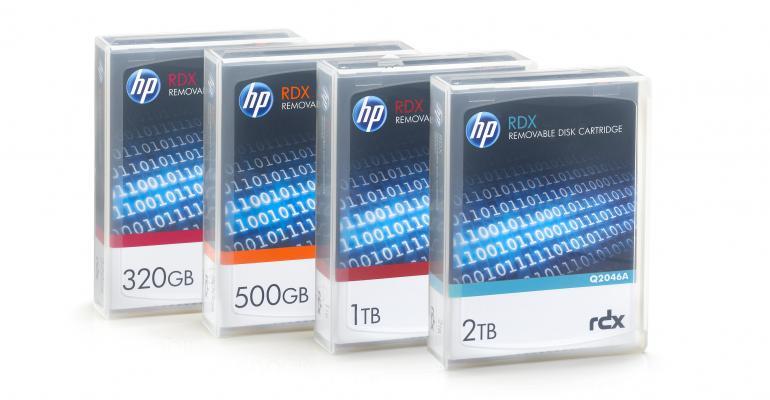 Hp Rdx Usb 3 0 Removable Disk Backup System It Pro