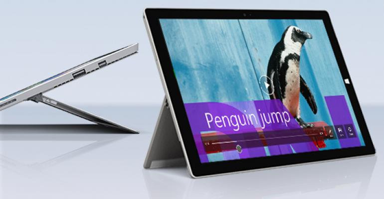 Surface Pro 3: Day One