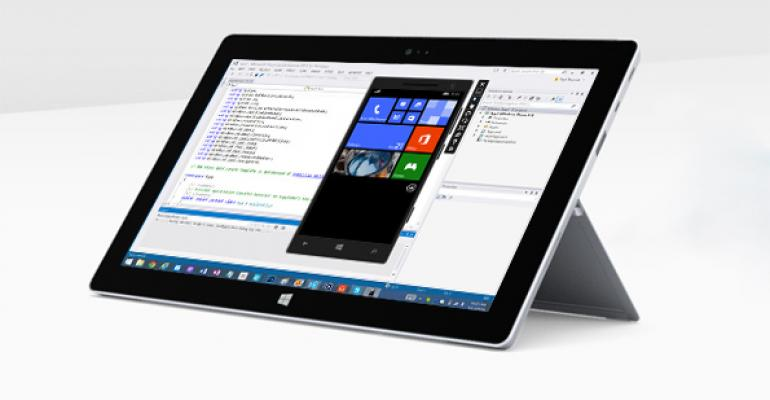 Surface Pro 3 Tip: Hyper-V vs. Connected Standby