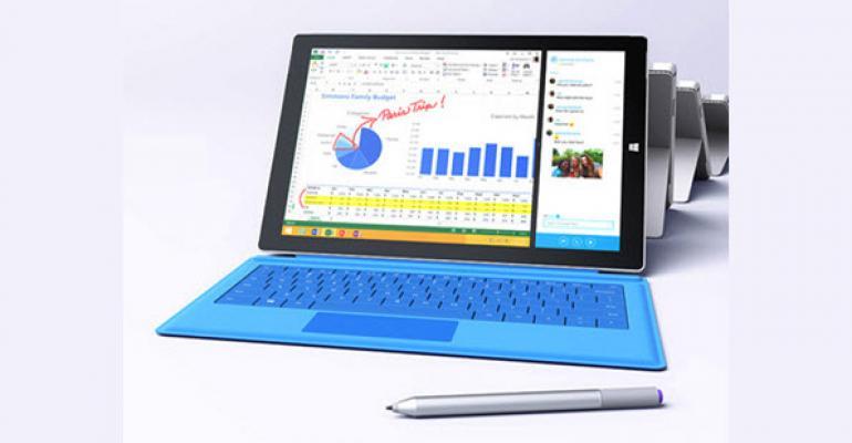 Surface Pro 3 Gets Its Own Update History Page, Details First Firmware Update