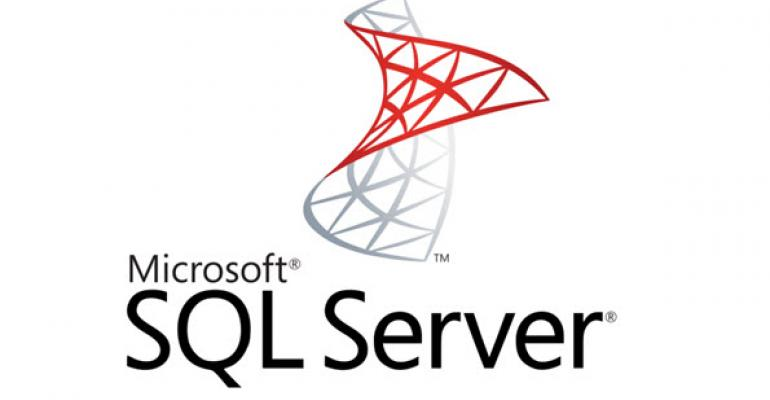 Microsoft SQL Server 2012 SP2 Available Today