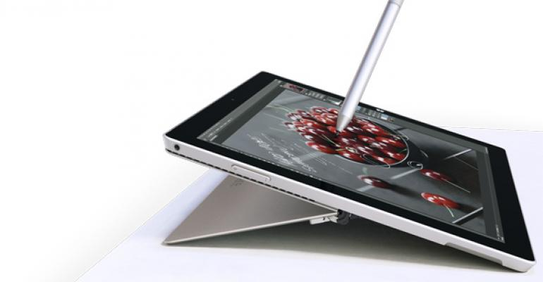 Surface Pro 3 + Adobe CS 2014