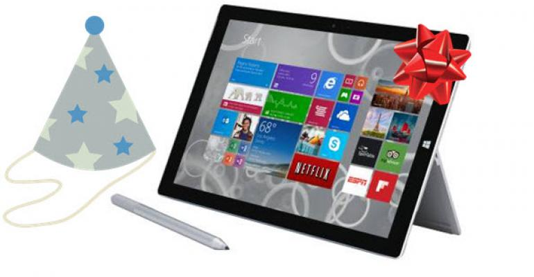 Surface Pro 3 Shipping Early, Shipping Today