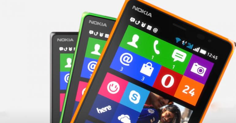 Microsoft Expands Its Android Phone Lineup