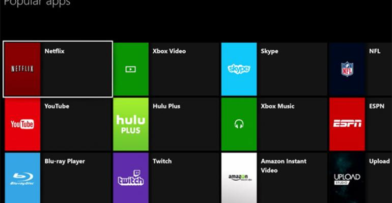 Xbox One June 2014 System Update is Rolling Out