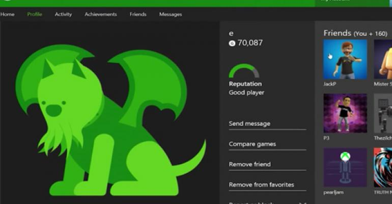 Xbox One Game Clips and Achievements Coming to the Web