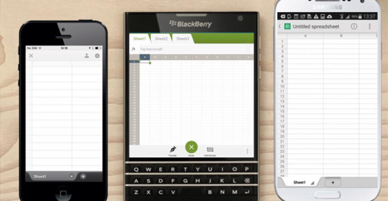 Blackberry Reveals Mysterious Passport Phone/Tablet Hybrid