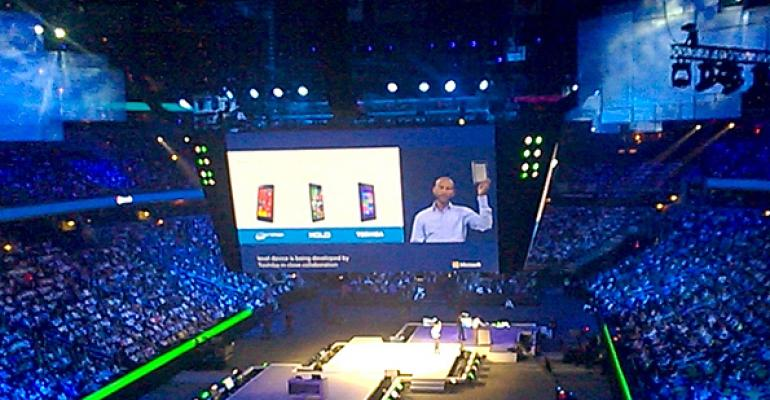 WPC 2014: Microsoft's Android Counterattack