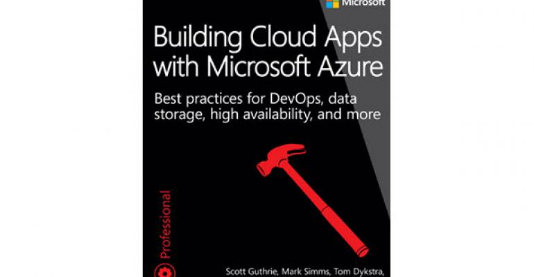 Free eBook Released on Using Microsoft Azure to Build Cloud Apps